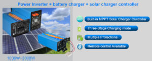 4000W Power Inverter with Many Functions for Clean Energy pictures & photos