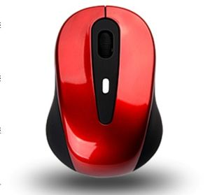 2.4G Wireless Mouse of 6D Button pictures & photos