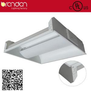 china 600 600mm 2x2 indirect basket ceiling troffers ul. Black Bedroom Furniture Sets. Home Design Ideas