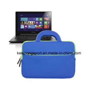 """Custome and Fasionable Neoprene Computer Bag with The Handle for 15"""" Laptop pictures & photos"""