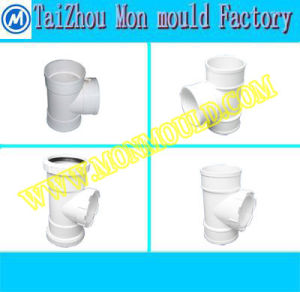 Tee with Door Side Pipe Fitting Mould pictures & photos