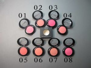 Round Bottle Blusher, OEM Blusher