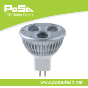 LED Bulb Light (PS-MR16-3-1WA)