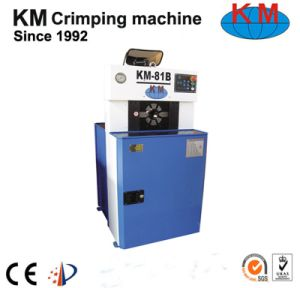 High Quality Super Thin Hose Crimping Machine for Large Flange & Elbow pictures & photos