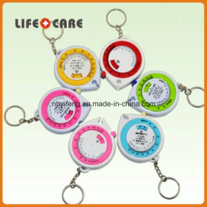 Hot Selling Plastic BMI Measuring Tape pictures & photos