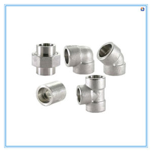 Custom All Kinds of Pipe Fitting by Stainless Steel Materials pictures & photos