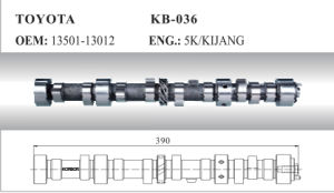 Camshaft 13501-13012 for Toyota pictures & photos