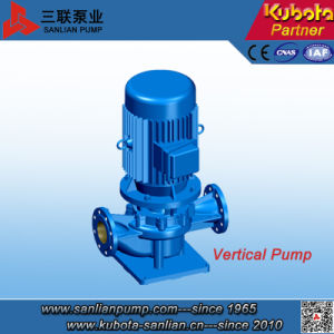 Hot Water (ASP2091) Vertical Pipeline Pump pictures & photos