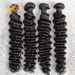 High Quality 100% Indian Remy Hair Bundles Virgin Human Hair pictures & photos