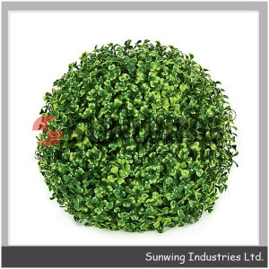 Artificial Plants Buxus Ball Artificial Plastic Garden Hedges pictures & photos
