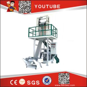 Hr Model HDPE Film Blowing Machine and Extruder pictures & photos