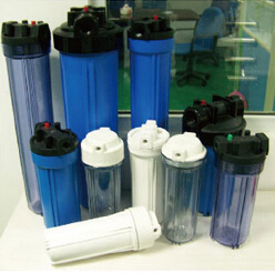 Different Size Plastic Filter Housing for RO Water Purification pictures & photos