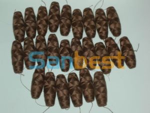 Polyester Cocoon Bobbins Thread for Schiffli Embroidery Machines pictures & photos