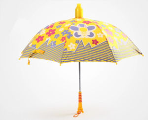 Yellow Bee Promotional Gift Umbrellas