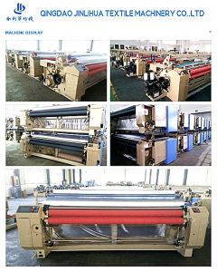 China Professional Manufacture Water Jet Loom pictures & photos