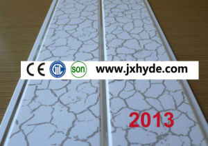 Waterproof PVC Ceiling Tiles PVC Wall Strong Tiles for Inner House pictures & photos