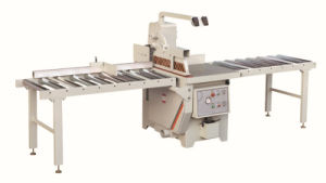 Manual Furniture Making Woodworking Pneumatic Cutoff Saw pictures & photos