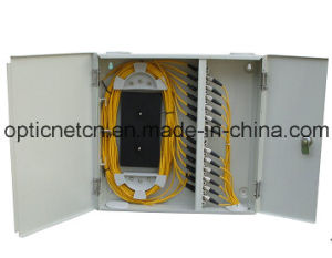 Industrial Electric Control Cabinet for Telecommunication Fiber Optic Distribution Box pictures & photos