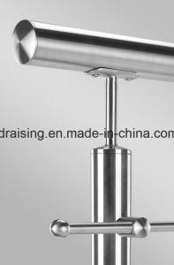Stainless Steel Handrail and Balustrade Systems with Fittings pictures & photos