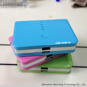 High Quality Portable Mobile Power Bank with Customized Logo pictures & photos