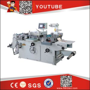 Hero Brand Label Cutting Machine (MQ-300) pictures & photos