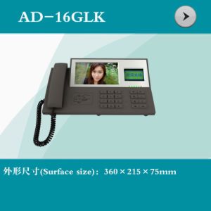 Video Door Phone Shell Management Machine Shell (AD-16GLK)