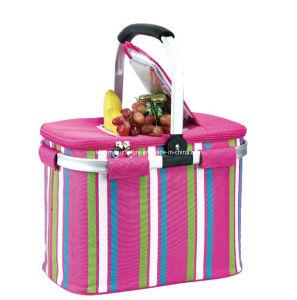 Aluminum Handle Cooler Bag (KM1236) pictures & photos