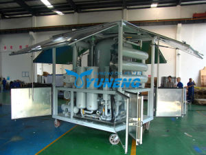 6000 Liter Per Hour Dielectric Oil Disposal for Power Transformer pictures & photos