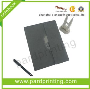 Hard Cover Customized Notebook (QBN-1360)