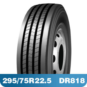 double road low profile truck tire truck tyre 295 75r22 5 with dot smartway certificate for usa. Black Bedroom Furniture Sets. Home Design Ideas