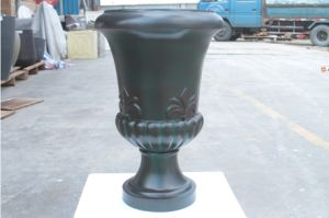 Outdoor and Indoor Classical Faux Lead Garden Urn