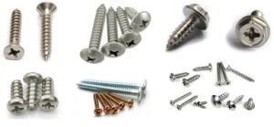 Screw Manufacturer with Tapping, Drilling, Carbon Steel.