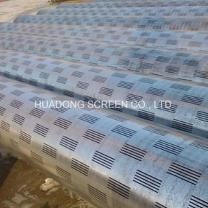 Huadong Oil Well Usage Laser Cut Slotted Casing Pipe pictures & photos