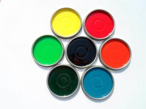 Yellow-Color Automotive Paint Car Paint Auto Paint
