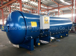 High Performance Rubber Vulcanizing Autoclave (CE / ISO9001) pictures & photos