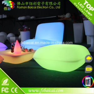 Color Changing Rechargeable LED Chair pictures & photos