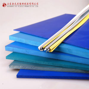 Plastic Sheets and Plastic Welding Rods pictures & photos