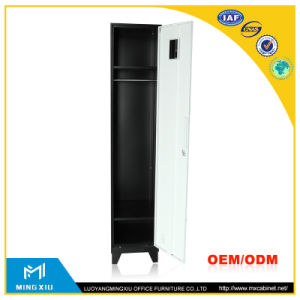 Luoyang Mingxiu Office Furniture School Steel 1 Door Lockers/ 1 Tier Metal Locker pictures & photos