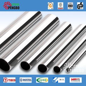 Ss 409L Seamless Stainless Steel Pipe/Tube pictures & photos