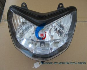 Motorcycle Parts Head Lamp Fof Ak125 Evo pictures & photos