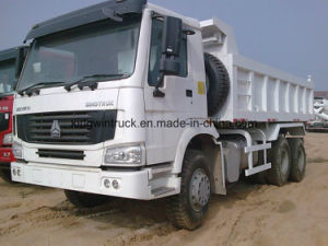 Sinotruk Tipper Truck for 6X4 Driving Type Dump Truck pictures & photos