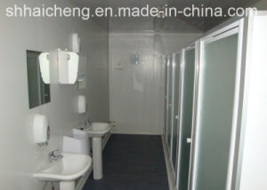 Container Shower Cubicle/Container Shower Enclosure/Container Shower Compartment (shs-mh-ablution002) pictures & photos