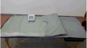 Body Shaping 3 Heating Zone Far Infrared Sauna Blanket pictures & photos
