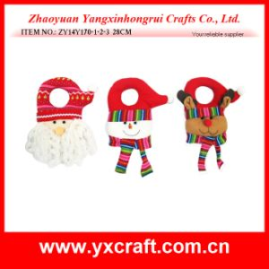 Christmas Decoration (ZY14Y170-1-2-3) for Christmas Door pictures & photos