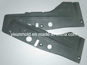 Auto Mobile Splash Guard Plastic Injection Mould pictures & photos