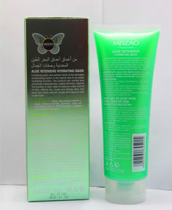 Aloe Intensive Hydrating Facial Mask pictures & photos