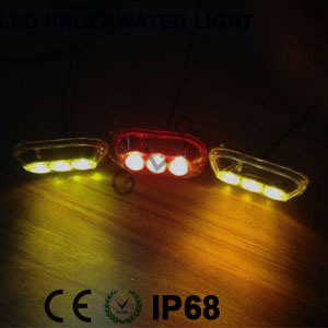 Dual Color LED Light Underwater Light (G3L9WRD) pictures & photos