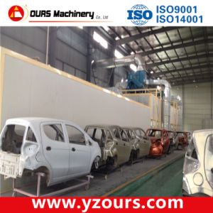 Car Spray Booth (Gas/LPG) pictures & photos