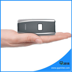 with Memory Mini Wireless Portable Bluetooth Barcode Scanner pictures & photos