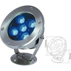24V 155mm Underwater RGB Lamp Light pictures & photos